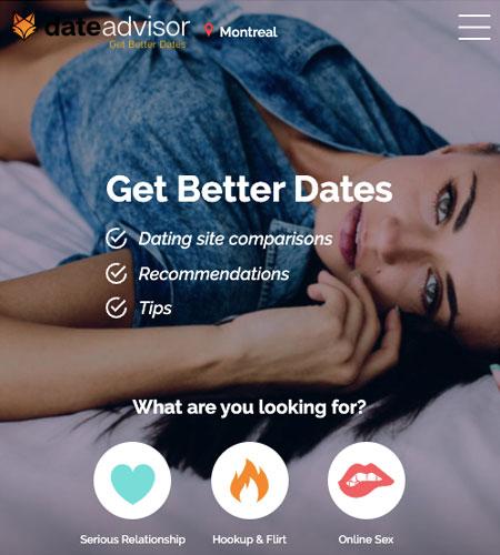 DateAdvisor